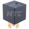 R51-1D70-12 12VDC SPST-NO .250 Quick Disconnect Relay