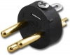 XCM-P3G 3 Pin Male XLR Type Pins Gold Plated