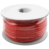 AKP-10TR-100 100ft Red 10awg Automotive Audio Power Cable