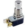 54-069 SPST 6A On-Off Solder Lug / Screw Terminal Pushbutton Switch