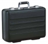 926T-CB Molded Polyethylene Tool Case, Chrome Hardware