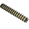 14-141-Y 14 Pole Solder Tail Block Screw Terminals 20 Amp