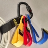 LGC-09-G04 4PK 1.5in x 9in CableCarrier-LG / Locking Carabiner